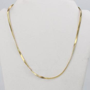 14k Gold 7.87g Necklace