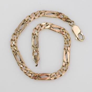 14k Gold 9.27g Bracelet