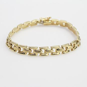 14k Gold 9.48g Bracelet