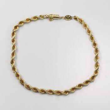 14k Gold Bracelet 11.4g