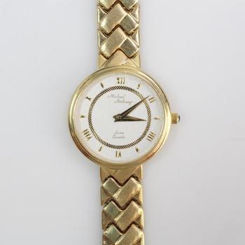 14k Gold Michael Anthony Watch