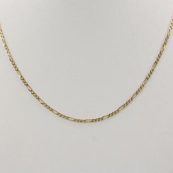 14k Gold Necklace 4.3g