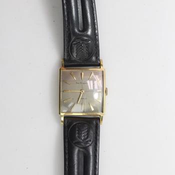 14k Gold Paul Breguette Watch