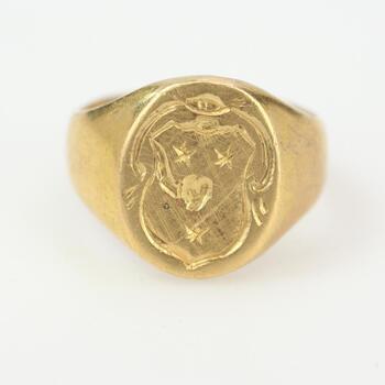 14k Gold Ring 9.8g