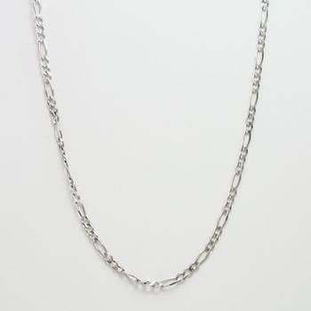 14k White Gold 11.18g Necklace
