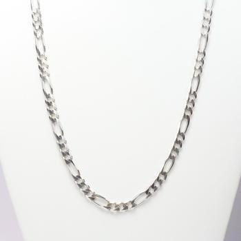 14k White Gold 43.56g Necklace