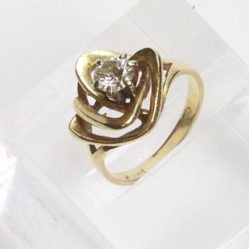 14kt Gold 0.50ct TW Diamond Ring