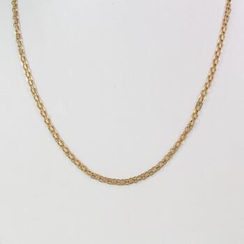 14kt Gold 10.96g Necklace