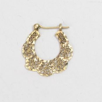 14kt Gold 1.5g Earring