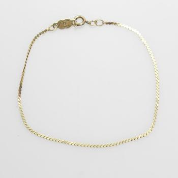 14kt Gold 1.7g Bracelet