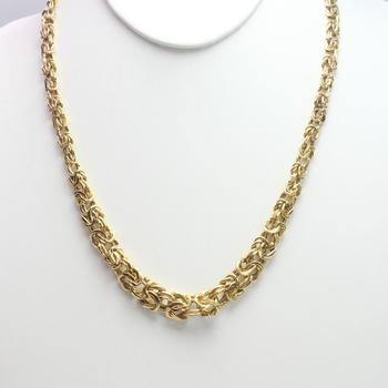 14kt Gold 18.79g Necklace