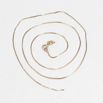 14kt Gold 1.87g Necklace