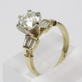 14kt Gold 2.5ct TW Diamond Ring - Evaluated By Independent Specialist