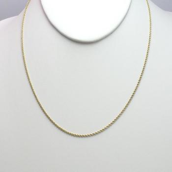 14kt Gold 2.5g Necklace