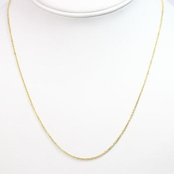 14kt Gold 2.65g Necklace