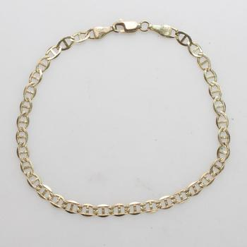 14kt Gold 3.62g Bracelet