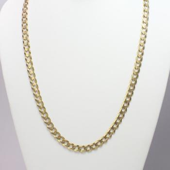 14kt Gold 38.12g Necklace