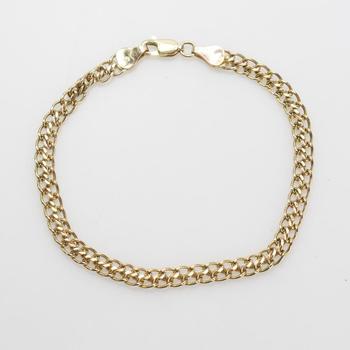 14kt Gold 3.8g Bracelet