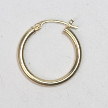 14kt Gold .43g Earring