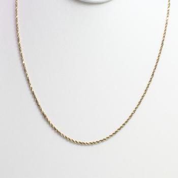 14kt Gold 5.00g Necklace