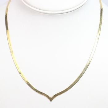 14kt Gold 6.57g Necklace