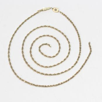 14kt Gold 6.87g Necklace