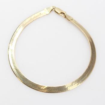 14kt Gold 6g Bracelet