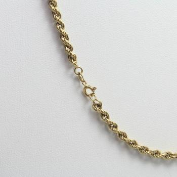 14kt Gold 7.64g Necklace
