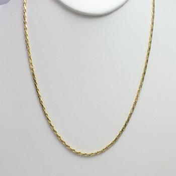 14kt Gold 9g Necklace