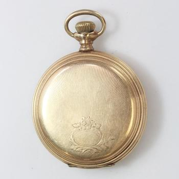 14kt GP Elgin Pocket Watch