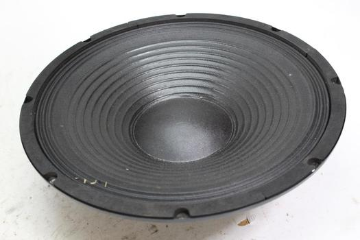 """15"""" Car Subwoofer, Brand Unknown"""
