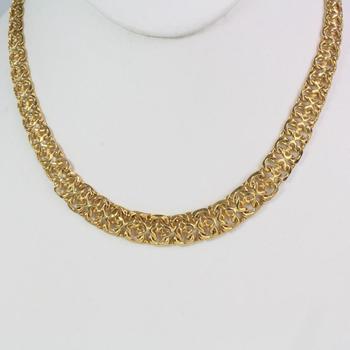 15kt Gold 16.07g Necklace