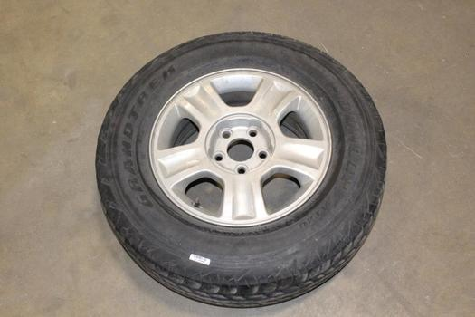"""16"""" Rim with Tire"""
