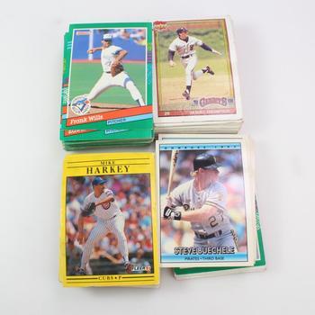 177 Assorted Baseball Cards