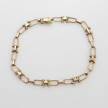 17k Gold 9.47g Bracelet