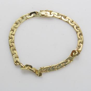 17kt Gold 19.7g Bracelet