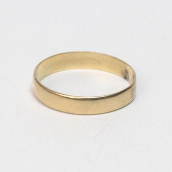 17kt Gold 4.30g Ring