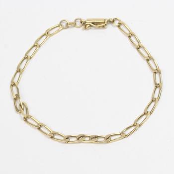 17kt Gold 6.53g Bracelet