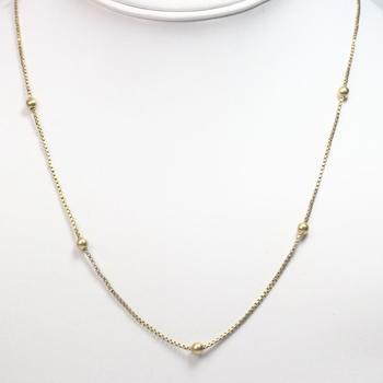 17kt Gold 6.83g Necklace