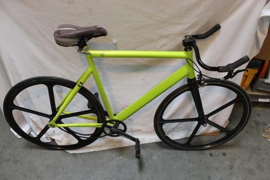 17Teeth T1 Single Speed Road Bike