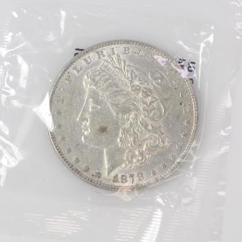1878 Morgan Silver Dollar In Littleton Bag