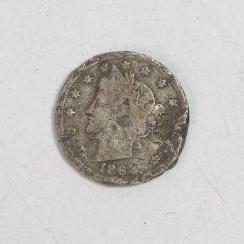 1893 Liberty Head Nickel