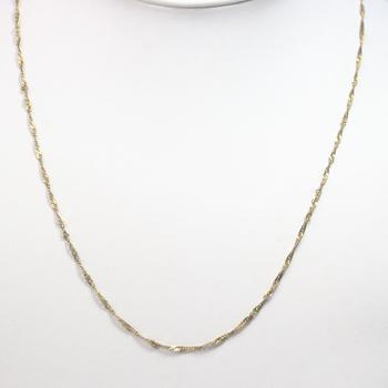 18k Gold 3.09g Necklace