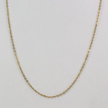 18k Gold 4.68g Necklace