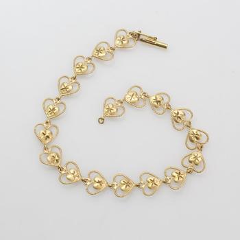 18k Gold 5.44g Bracelet