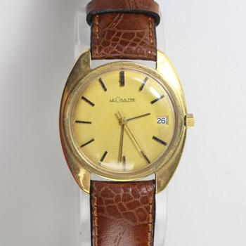 18k Gold LeCoultre Watch