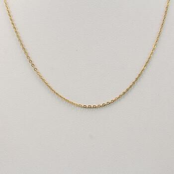 18k Gold Necklace 2.8g