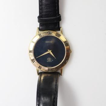 18k Gold Plated Gucci Watch