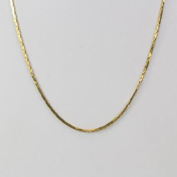 18kt Gold 11.92g Necklace