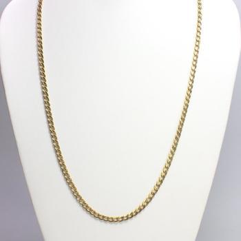 18kt Gold 14.76g Necklace